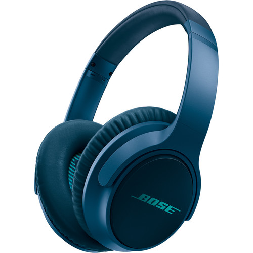 Bose SoundTrue Around-Ear Headphones II for Samsung & Android Devices (Navy Blue)