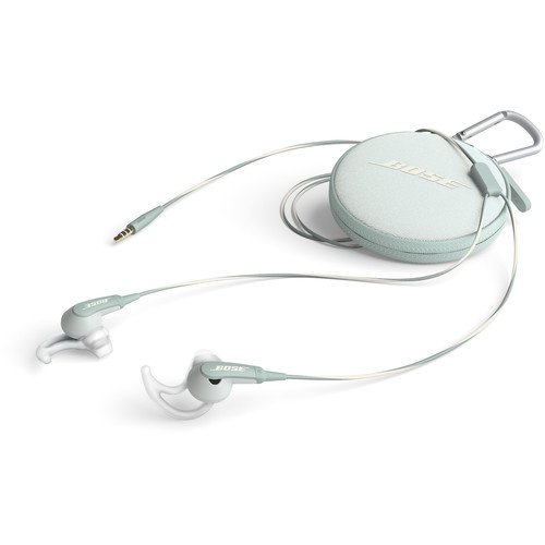 Bose SoundSport In-Ear Headphones-Audio Only (Frost)
