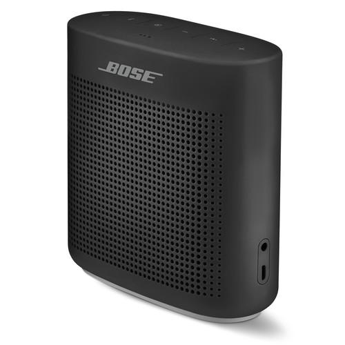 Bose SoundLink Color II Bluetooth Speaker (Soft Black)