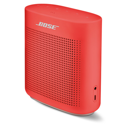Bose SoundLink Color II Bluetooth Speaker (Coral Red)