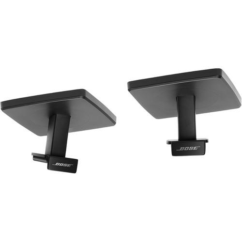 Bose OmniJewel Ceiling Brackets (Black, Pair)
