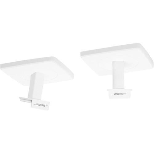 Bose OmniJewel Ceiling Brackets (White, Pair)