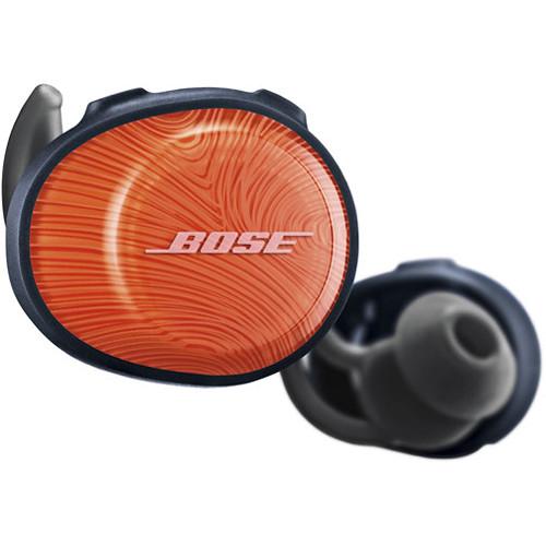 Bose SoundSport Free Wireless In-Ear Headphones (Orange)