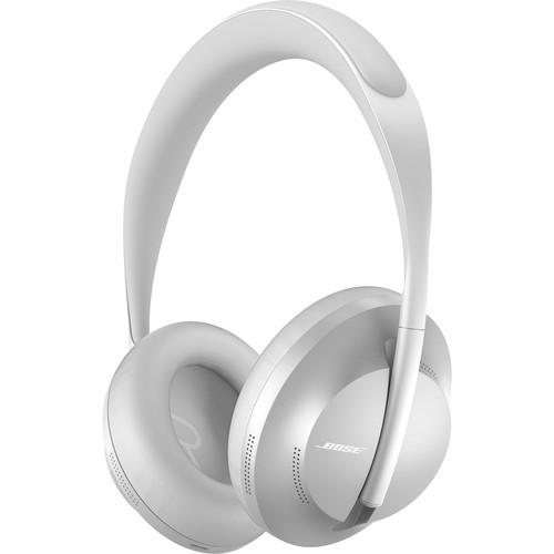 Bose Headphones 700 Noise-Canceling Bluetooth Headphones (Luxe Silver)
