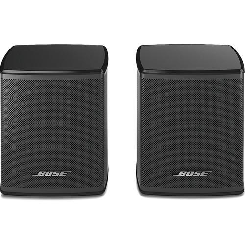 Bose Wireless Surround Speakers (Bose Black, Pair)