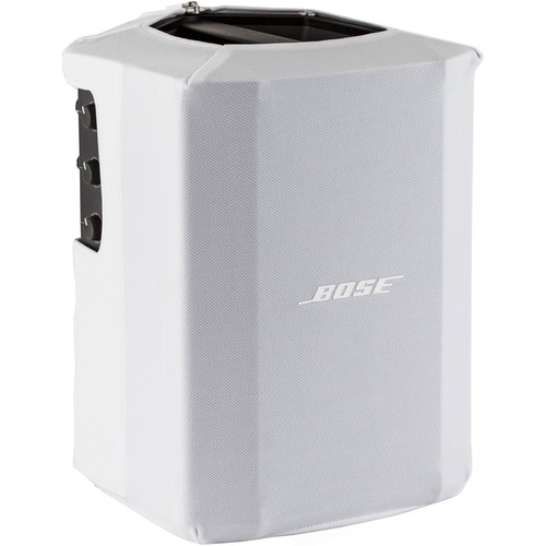 Bose S1 Pro Play-Through Cover for S1 Pro PA System (Nue Arctic White)