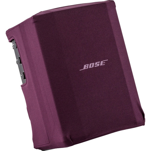 Bose S1 Pro Play-Through Cover for S1 Pro PA System (Night Orchid Red)