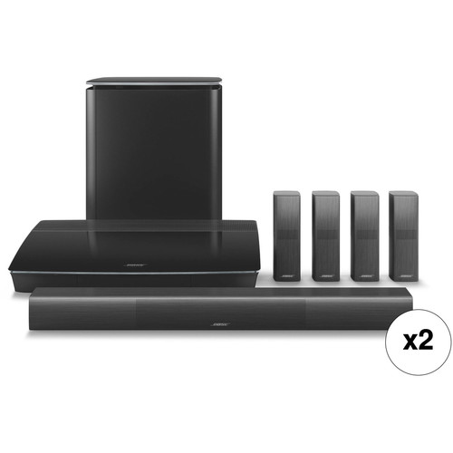 Bose Lifestyle 650 Home Theater System Pair Kit (Black)