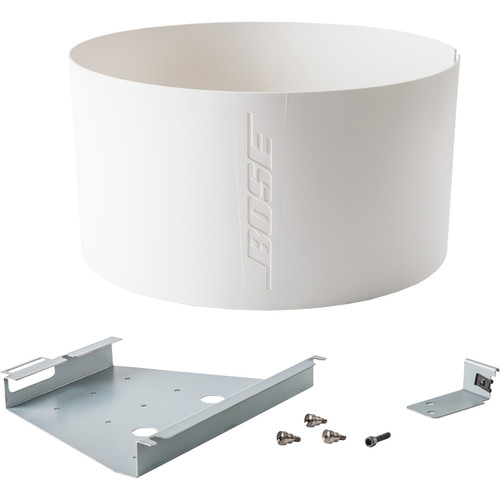 Bose Professional FreeSpace Surface-Mount Kit for 3BF Bass Loudspeaker (Single, White)