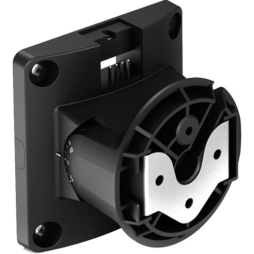 Bose Professional Wall Mount Bracket Assembly for Select DS Loudspeakers (Single, Black)