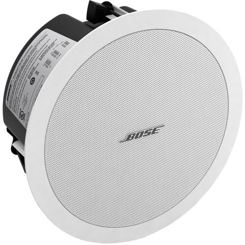 "Bose Professional FreeSpace DS 40F 4.5"" 40W Passive Loudspeaker (Single, White)"