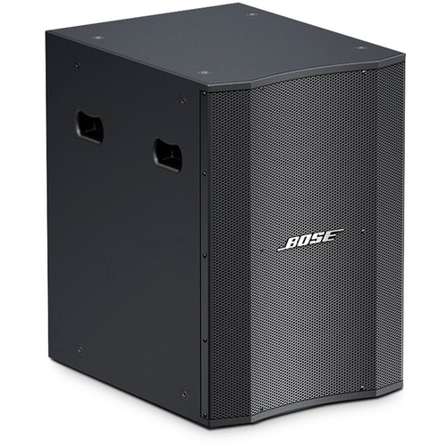 Bose Professional MB24 WR - Weather Resistant Modular Bass Loudspeaker (Black)