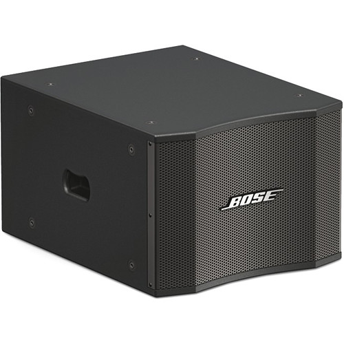 Bose Professional MB12 WR - Weather Resistant Modular Bass Loudspeaker (Black)