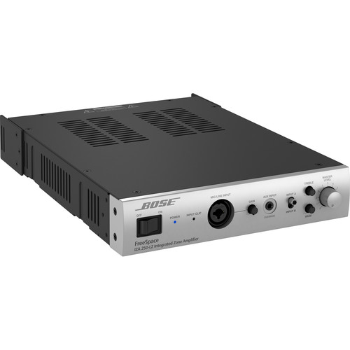 Bose Professional FreeSpace IZA 250-LZ Integrated Zone Amplifier