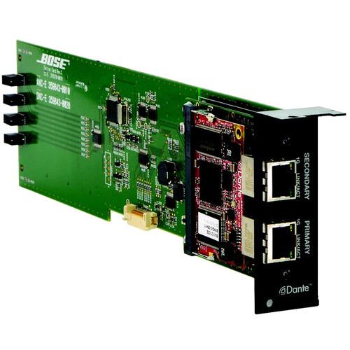 Bose Professional ControlSpace ESP Dante Network Card