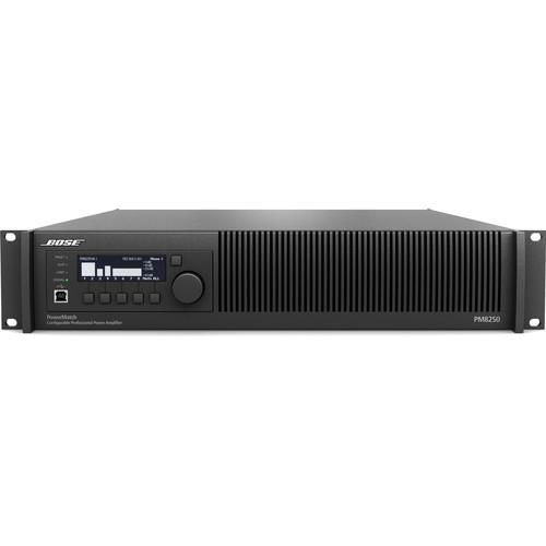 Bose Professional PowerMatch PM8250 Power Amplifier (2RU)