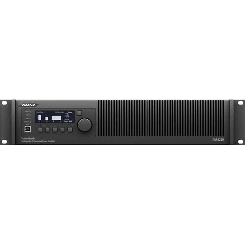 Bose Professional PowerMatch PM4250 Power Amplifier (2RU)