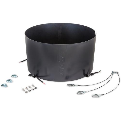 Bose Professional FreeSpace Omni Pendant-Mount Kit for Select Loudspeakers (Single, Black)
