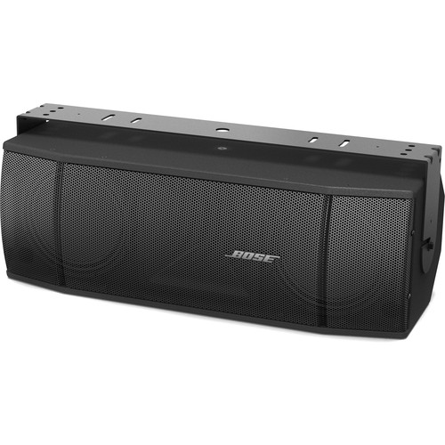 Bose Professional RoomMatch Utility RMU208 Small-Format Two-Way Dual-Woofer Loudspeaker (Black)