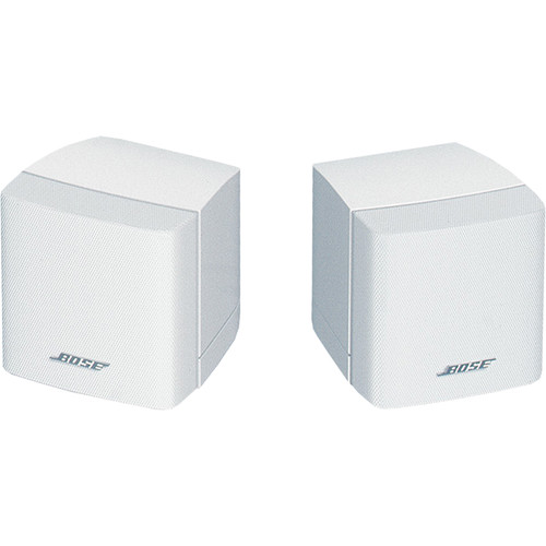 Bose Professional FreeSpace 3 Surface-Mount Satellite Loudspeaker (Pair, White)
