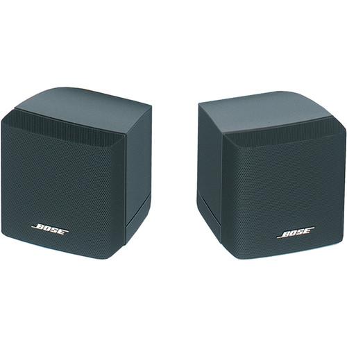 Bose Professional FreeSpace 3 Surface-Mount Satellite Loudspeaker (Pair, Black)