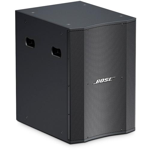 Bose Professional MB24 - Modular Bass Loudspeaker (Black)