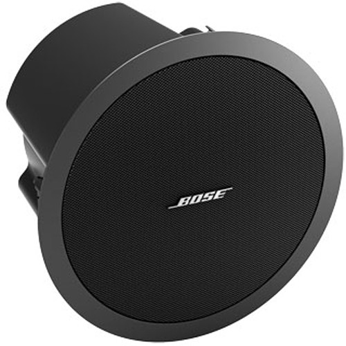 "Bose Professional FreeSpace DS 100F 5.25"" 2-Way 100W Passive Loudspeaker (Single, Black)"