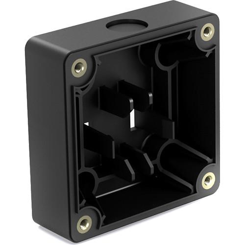 Bose Professional On-Wall Junction Box for DS Loudspeaker Brackets (6-Pack, Black)