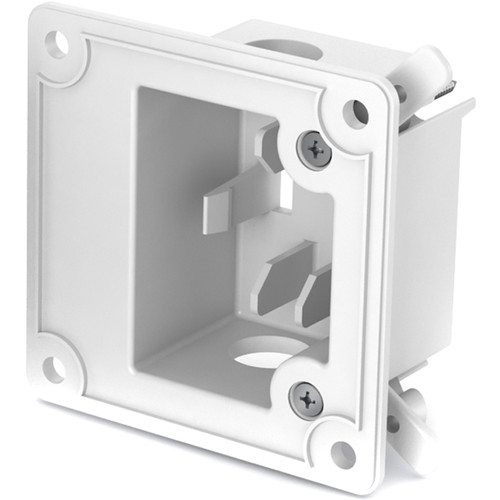 Bose Professional In-Wall Junction Box for Select DS Loudspeakers (6-pack, White)
