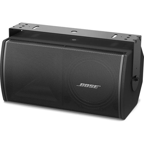Bose Professional RoomMatch Utility RMU108 Small-Format Two-Way Loudspeaker (Black)