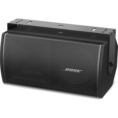 Bose Professional RoomMatch Utility RMU108 Small-Format Two-Way Loudspeaker (Black)