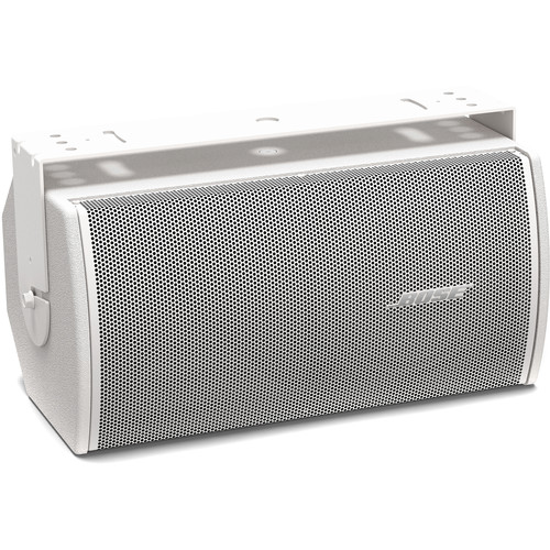 Bose Professional RoomMatch Utility RMU108 Small-Format Two-Way Loudspeaker (White)