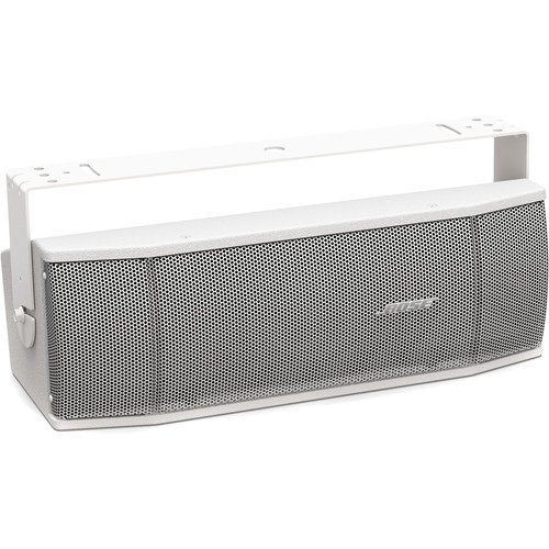 Bose Professional RoomMatch Utility RMU206 Small-Format Two-Way Dual-Woofer Loudspeaker (White)
