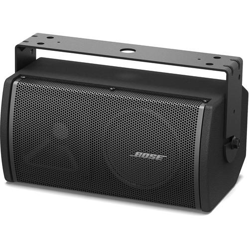 Bose Professional RoomMatch Utility RMU105 Ultra-Compact Two-Way Loudspeaker (Black)