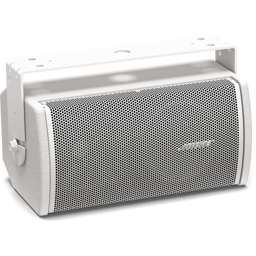 Bose Professional RoomMatch Utility RMU105 Ultra-Compact Two-Way Loudspeaker (White)