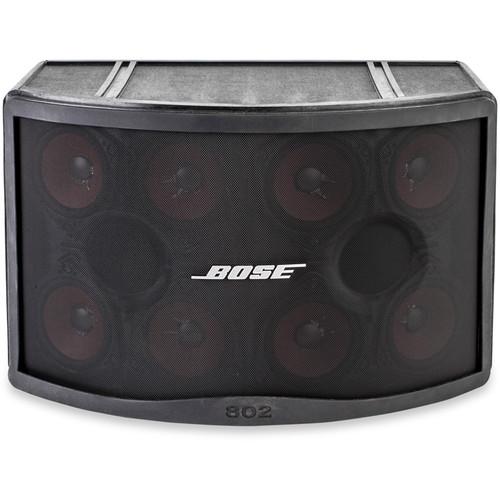 Bose Professional Panaray 802 Series IV Loudspeaker (Black)