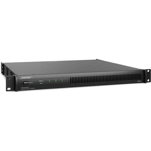 Bose Professional PowerShare PS604 4-Channel Adaptable Power Amplifier