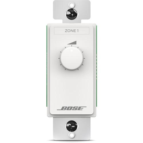 Bose Professional ControlCenter CC-1 Zone Controller (US, White)