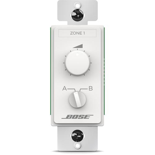Bose Professional ControlCenter CC-2 Zone Controller (US, White)