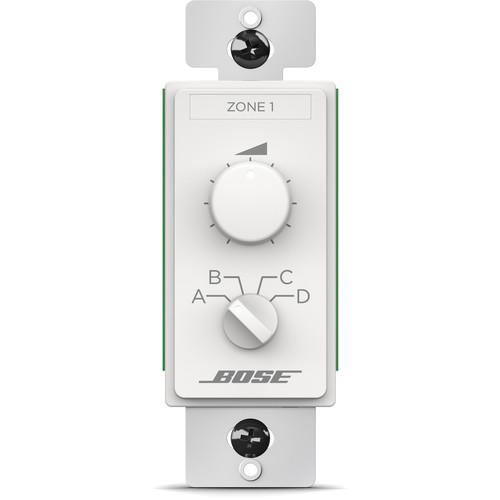 Bose Professional ControlCenter CC-3 Zone Controller (US, White)