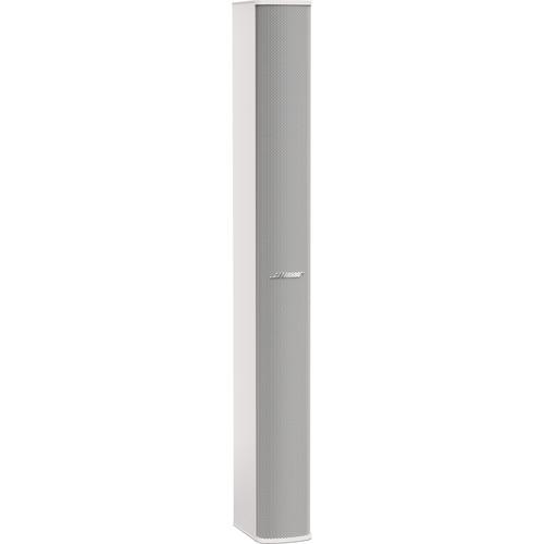 Bose Professional Panaray MSA12X Digital Beam-Steering Loudspeaker (White)