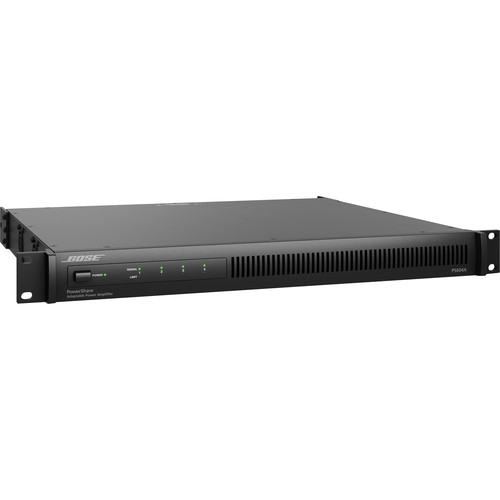 Bose Professional Powershare PS604A Adaptable 4x150 WATTS Power Amplifier