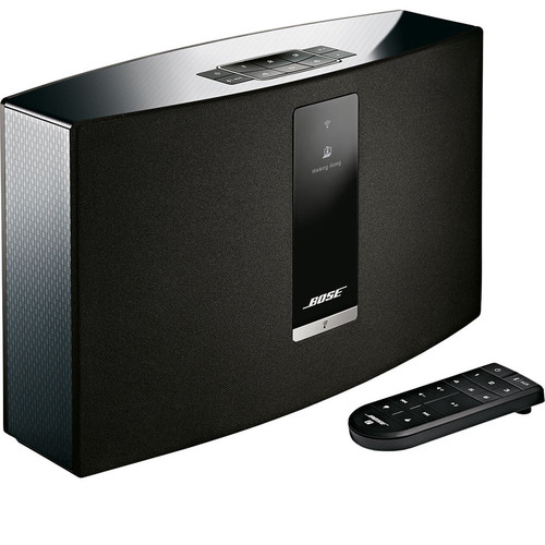 Bose SoundTouch 20 Series III Wireless Music System Pair Kit (Black)