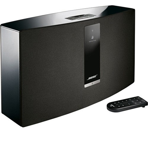Bose SoundTouch 30 Series III Wireless Music System Pair Kit (Black)
