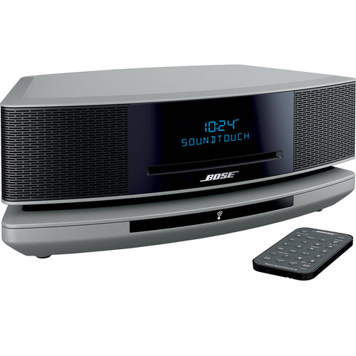 Bose Wave SoundTouch Music System Pair Kit (Platinum Silver)