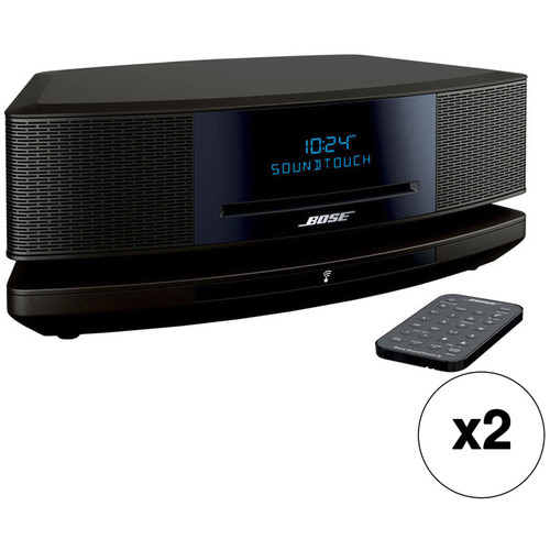 Bose Wave SoundTouch Music System Pair Kit (Espresso Black)