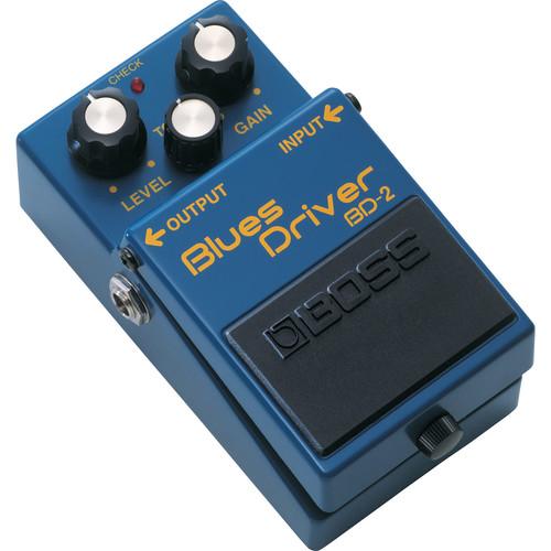 Boss BD-2 Blues Driver Distortion Pedal
