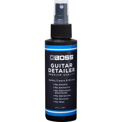 Boss BGD-01 Guitar Detailer (Bottle, 4 oz)