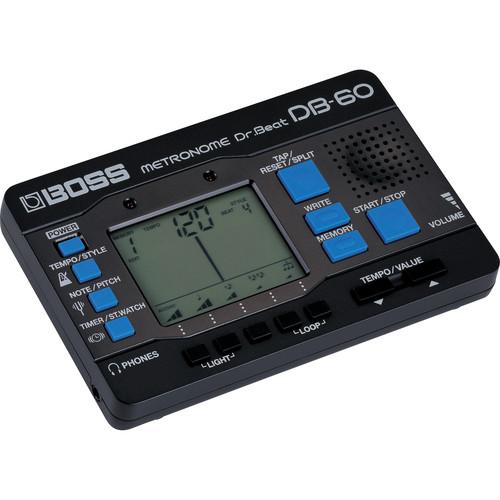 BOSS DB-60 Dr. Beat Metronome