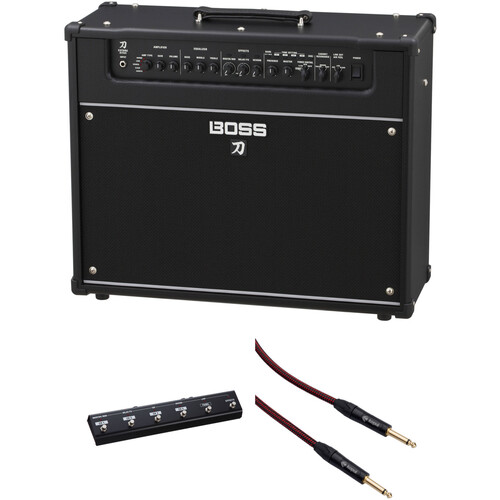 BOSS Katana-Artist Guitar Amplifier and Foot Controller Kit